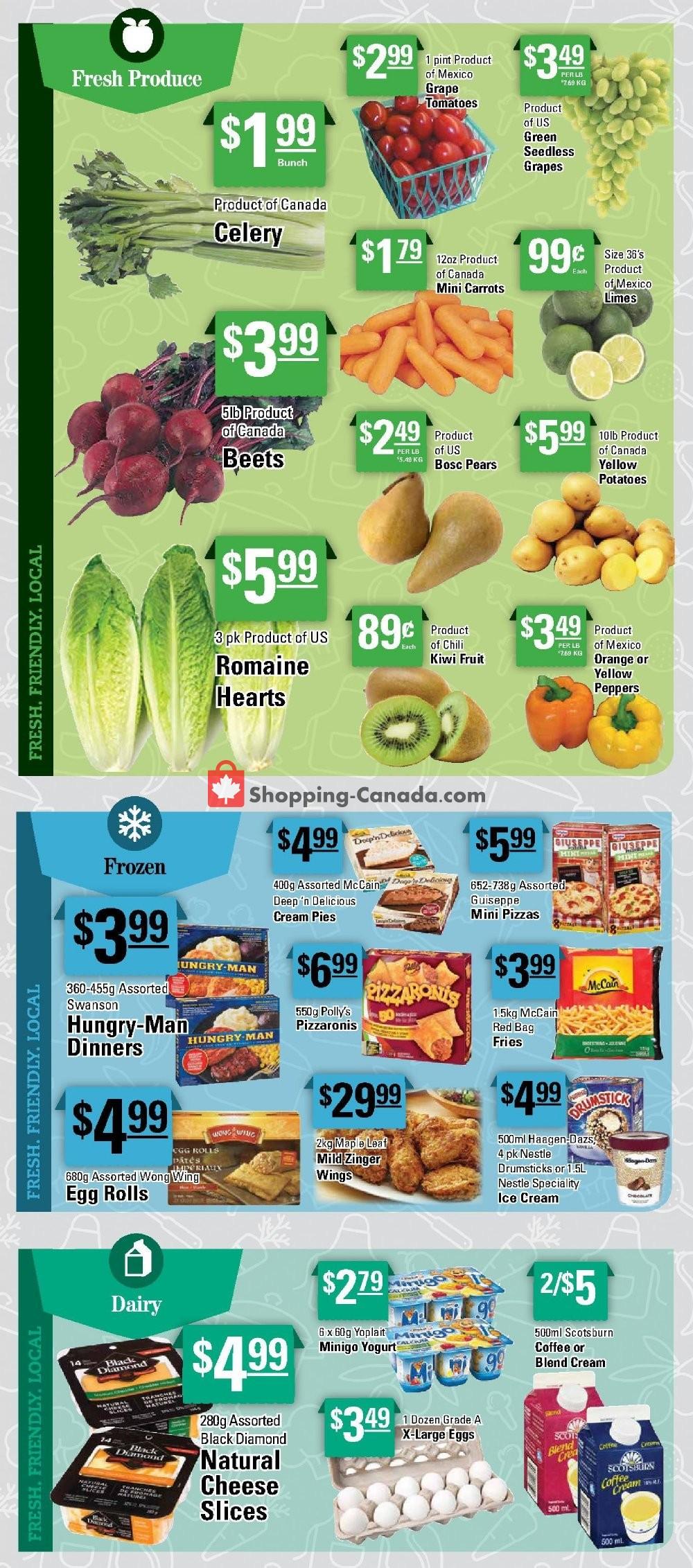 Flyer Powell's Supermarket Canada - from Thursday November 7, 2019 to Wednesday November 13, 2019