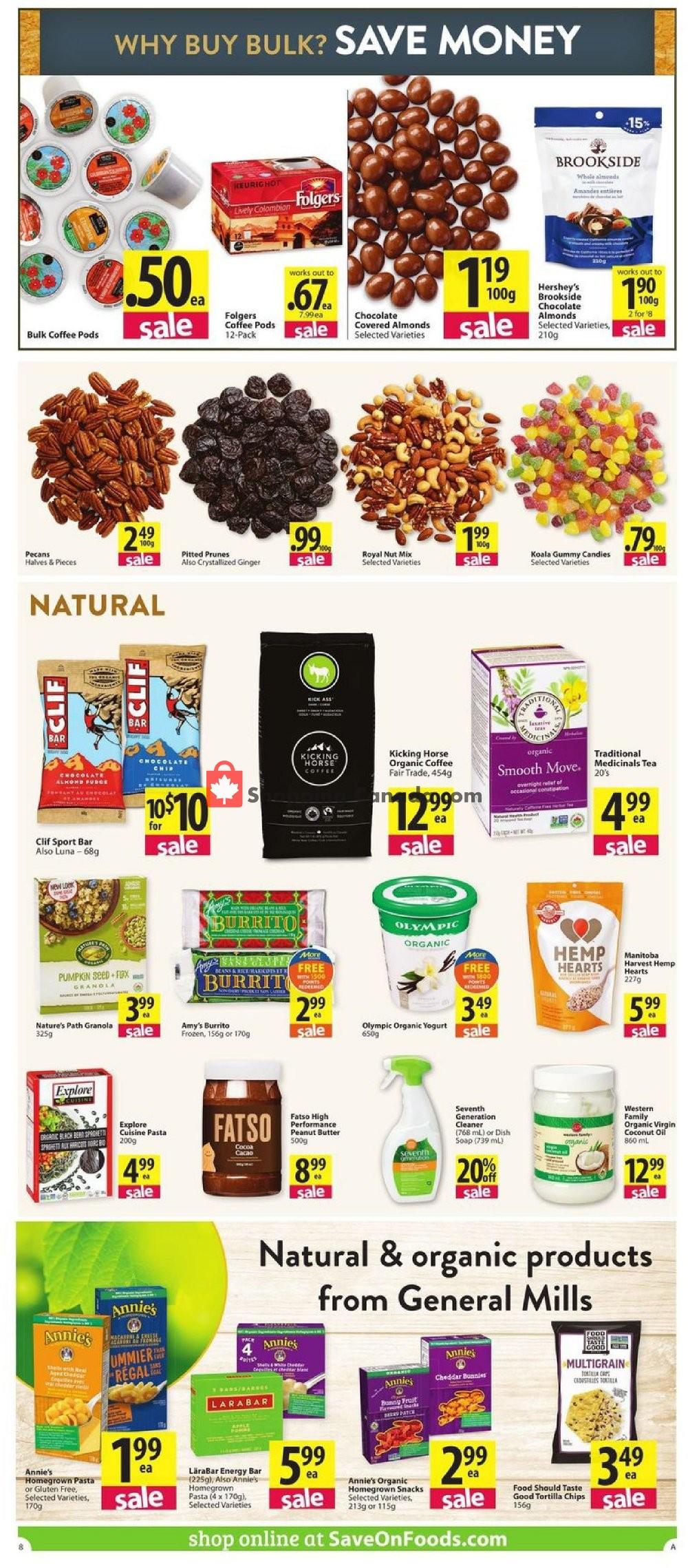 Flyer PriceSmart Foods Canada - from Thursday September 5, 2019 to Wednesday September 11, 2019