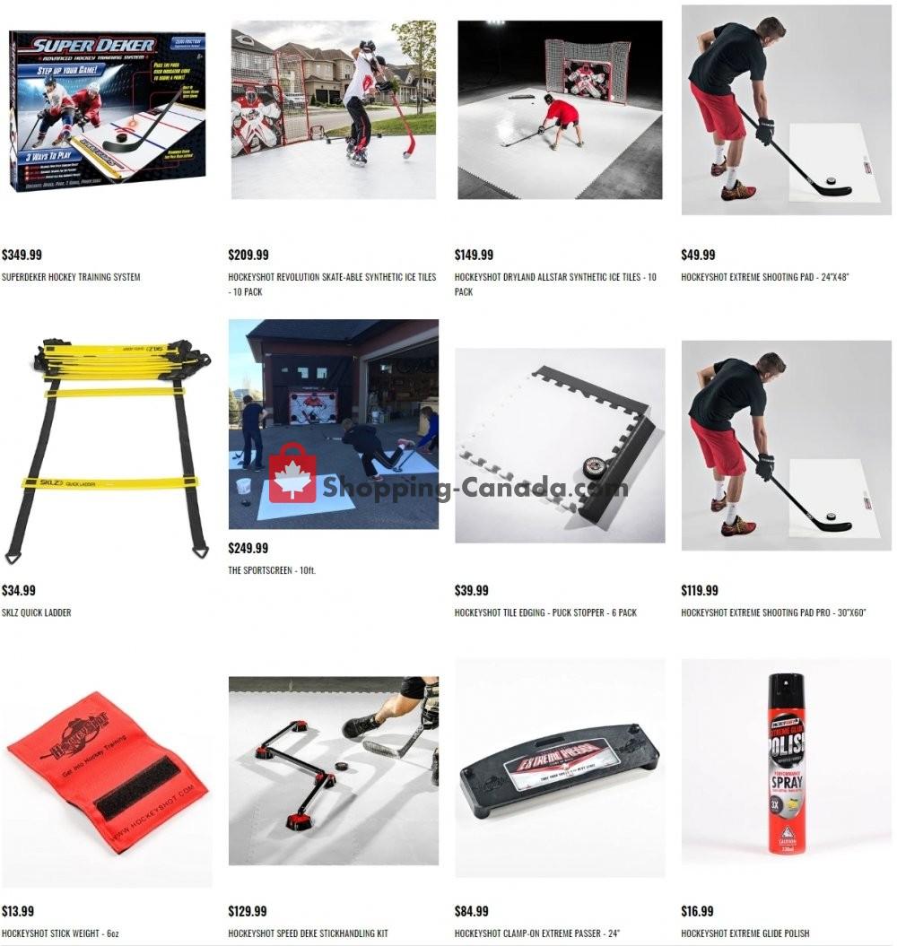 Flyer Pro Hockey Life Canada - from Friday July 10, 2020 to Thursday July 16, 2020