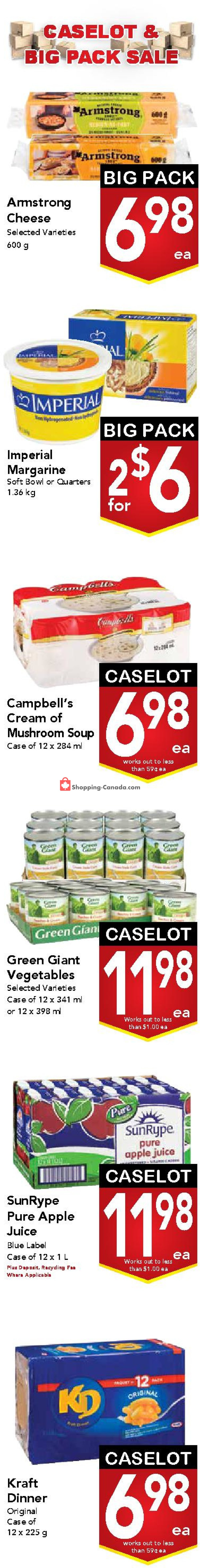 Flyer Queensdale Market Canada - from Monday September 16, 2019 to Sunday September 22, 2019