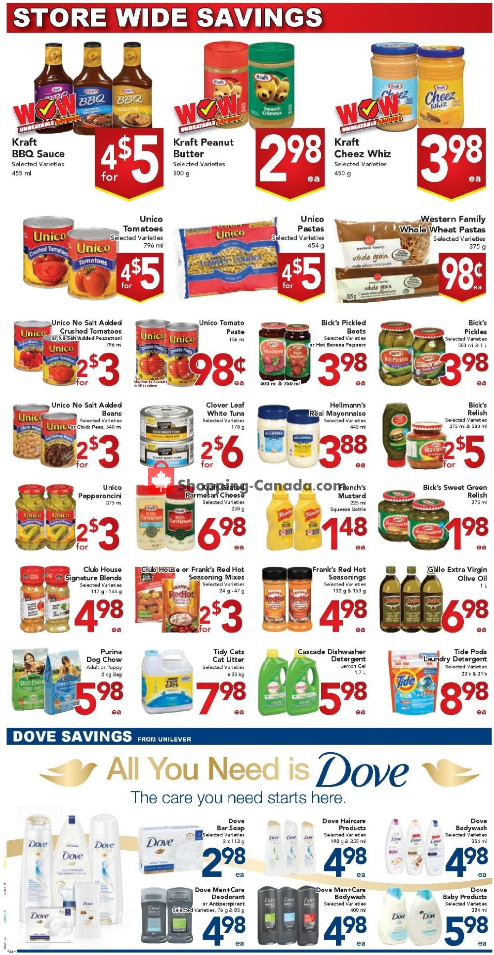 Flyer Queensdale Market Canada - from Monday May 6, 2019 to Sunday May 12, 2019