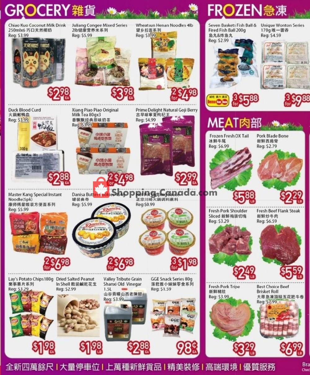 Flyer Ranch Fresh Supermarket Canada - from Friday January 10, 2020 to Thursday January 16, 2020