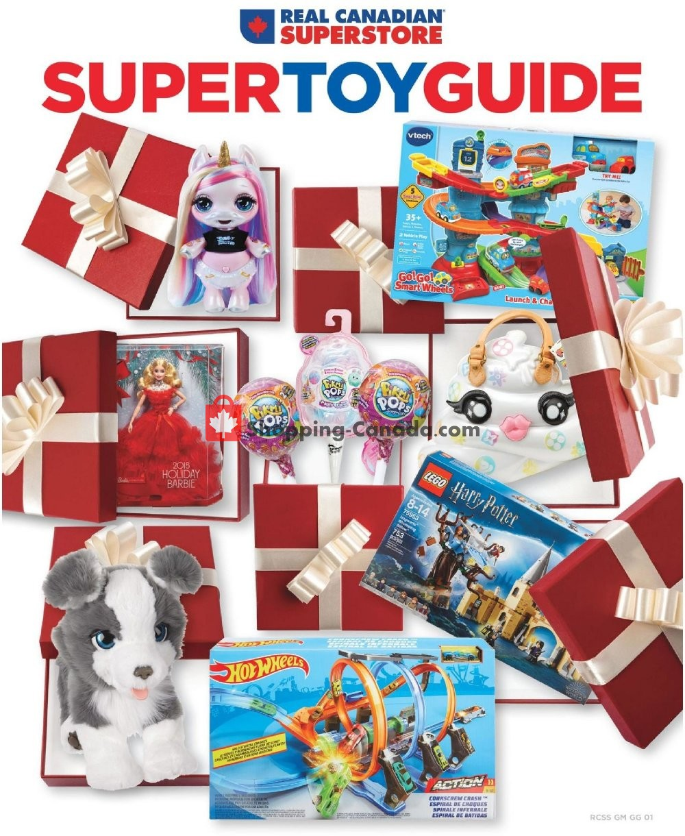 Flyer Real Canadian Superstore Canada - from Thursday October 25, 2018 to Wednesday November 7, 2018