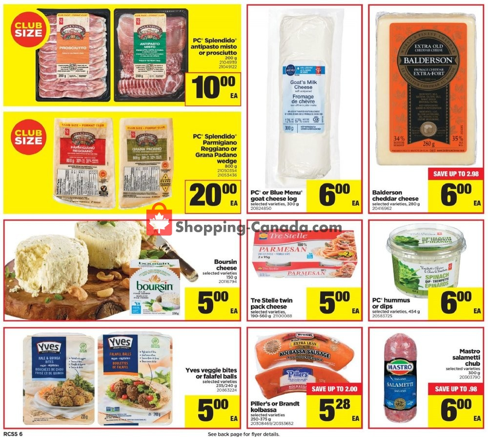 Flyer Real Canadian Superstore Canada - from Thursday October 10, 2019 to Wednesday October 16, 2019