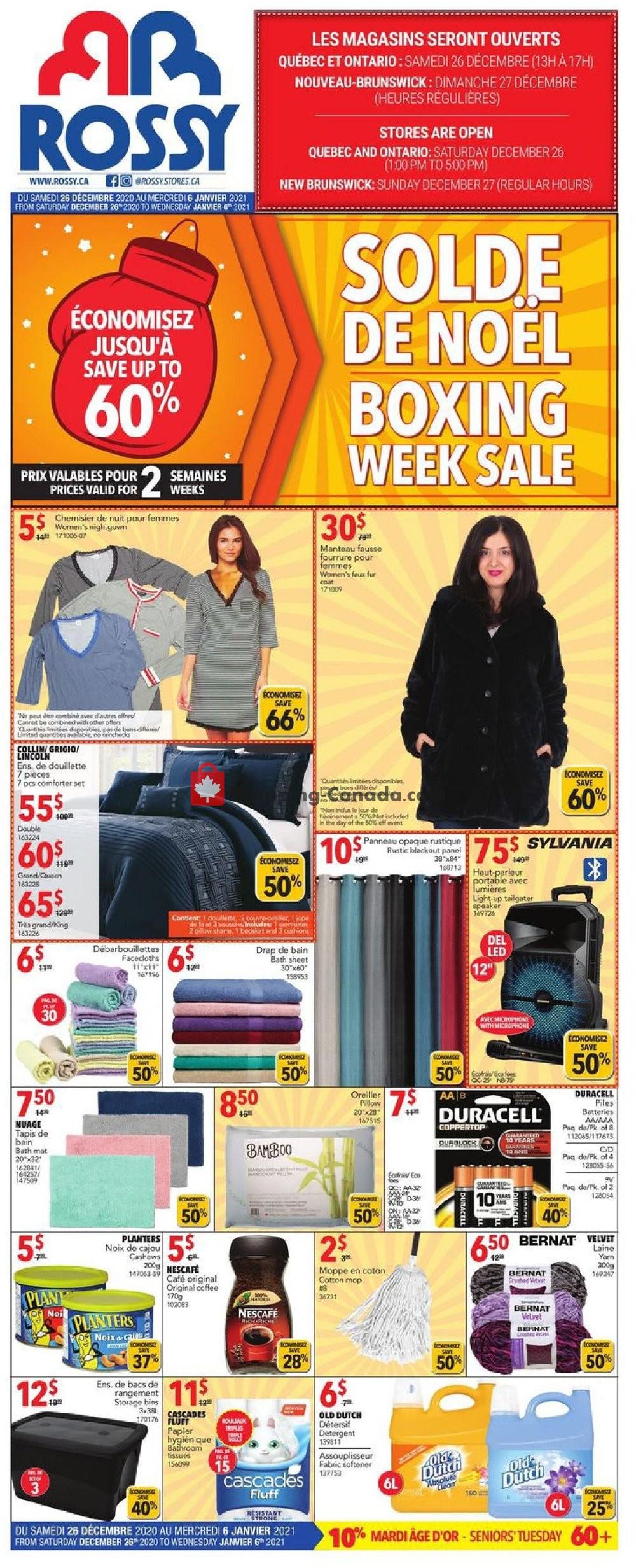 Shopping Week 2021