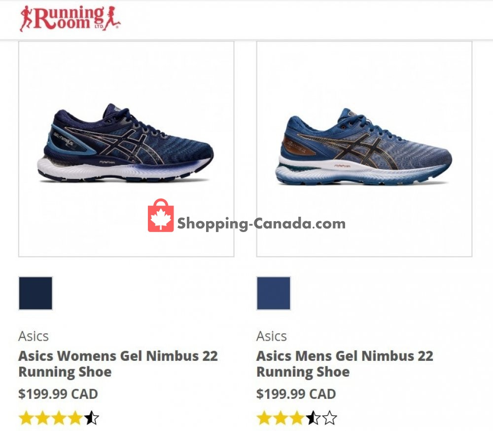 Flyer Running Room Canada - from Tuesday June 2, 2020 to Monday June 8, 2020