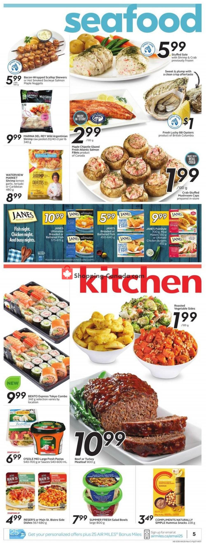 Flyer Safeway Canada - from Thursday November 7, 2019 to Wednesday November 13, 2019