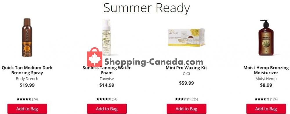 Flyer Sally Beauty Canada - from Wednesday July 8, 2020 to Tuesday July 14, 2020
