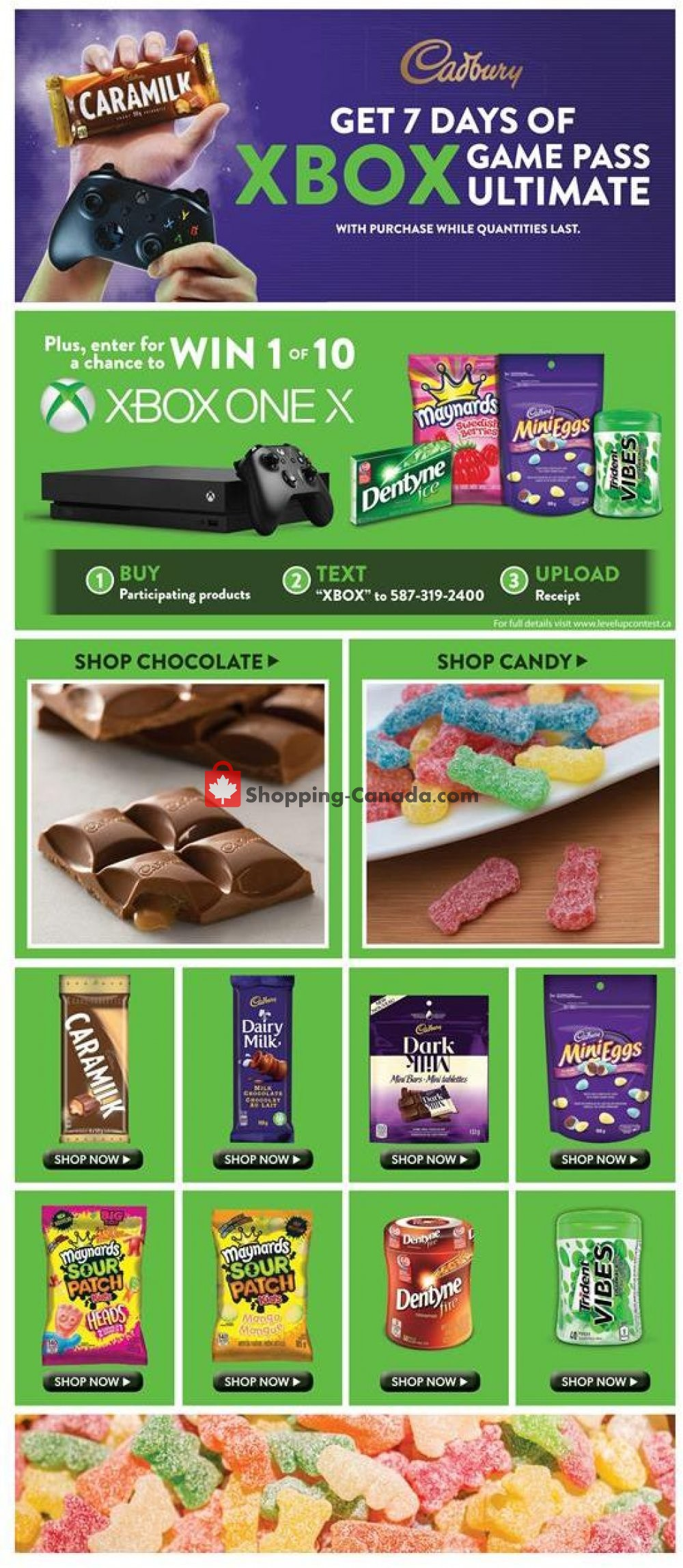 Flyer Save On Foods Canada - from Thursday November 7, 2019 to Wednesday November 13, 2019