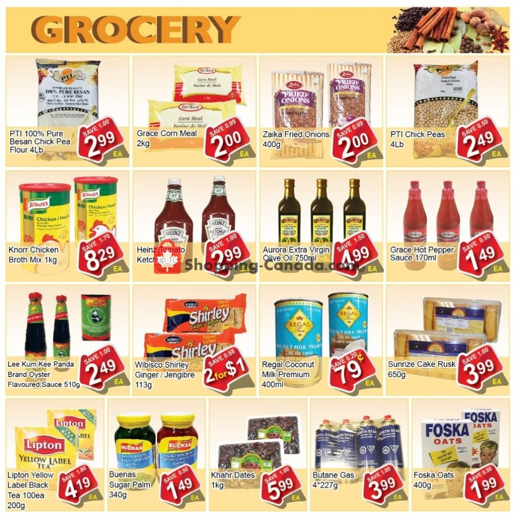 Flyer Shengthai Fresh Foods Canada - from Friday January 10, 2020 to Thursday January 23, 2020