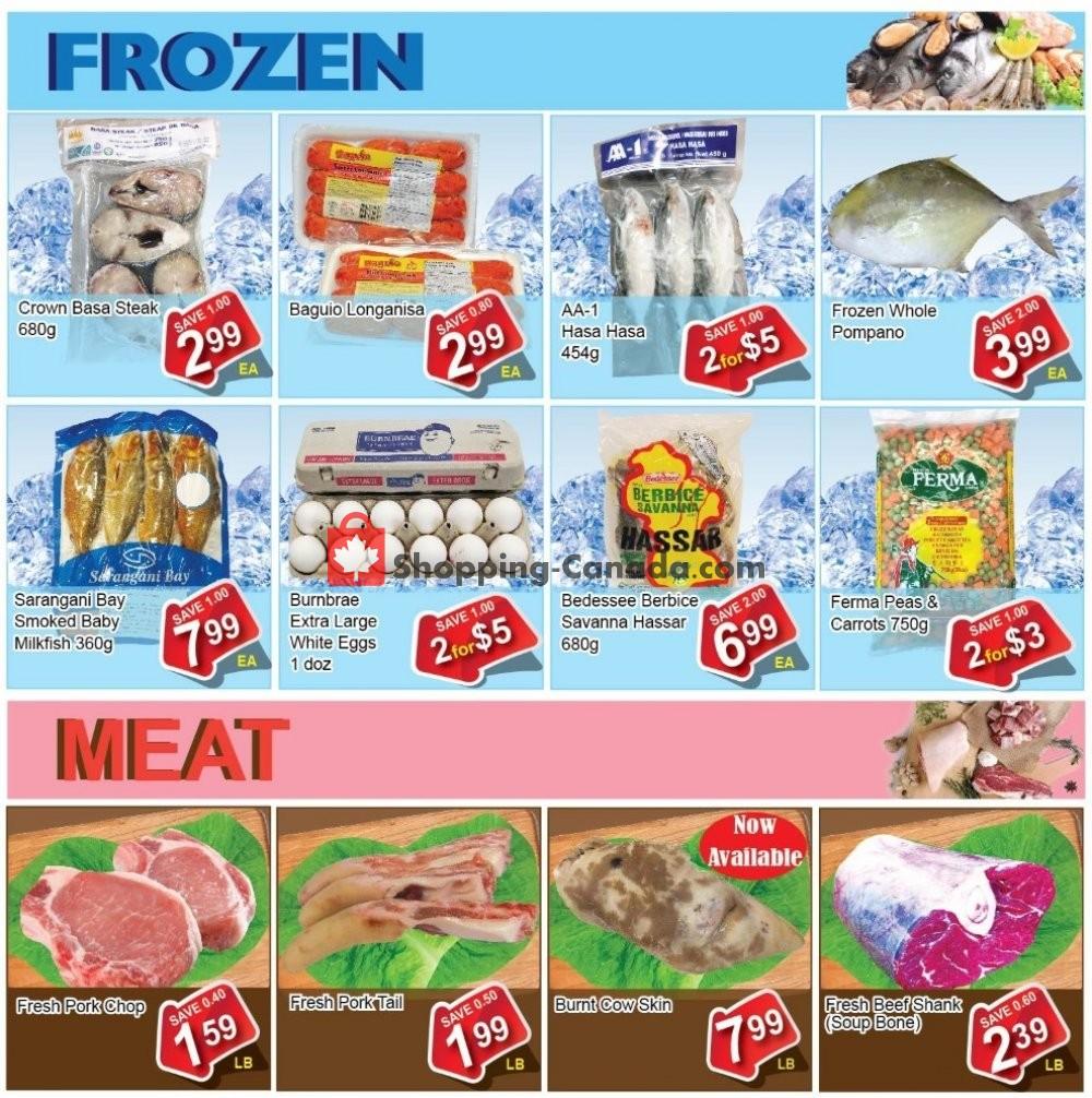 Flyer Shengthai Fresh Foods Canada - from Friday November 8, 2019 to Thursday November 21, 2019