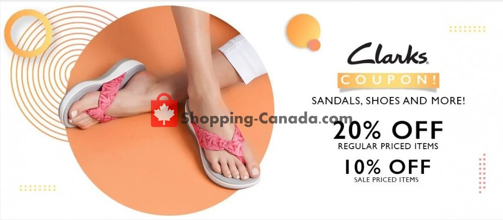 Flyer SoftMoc Canada - from Wednesday July 8, 2020 to Tuesday July 14, 2020