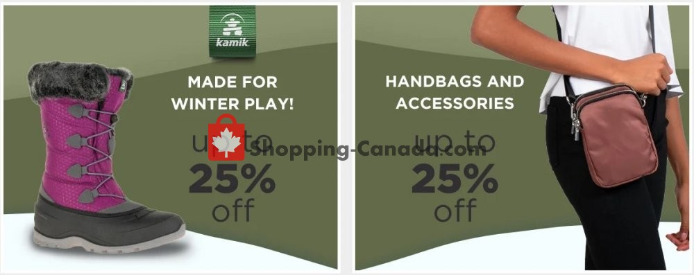 Flyer SoftMoc Canada - from Friday January 10, 2020 to Thursday January 16, 2020
