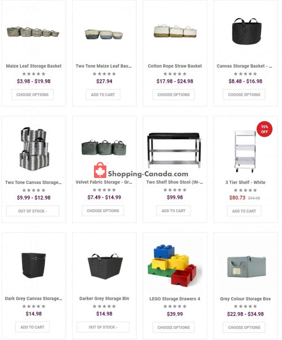 Flyer Solutions - Your Organized Living Store Canada - from Tuesday September 7, 2021 to Monday September 13, 2021