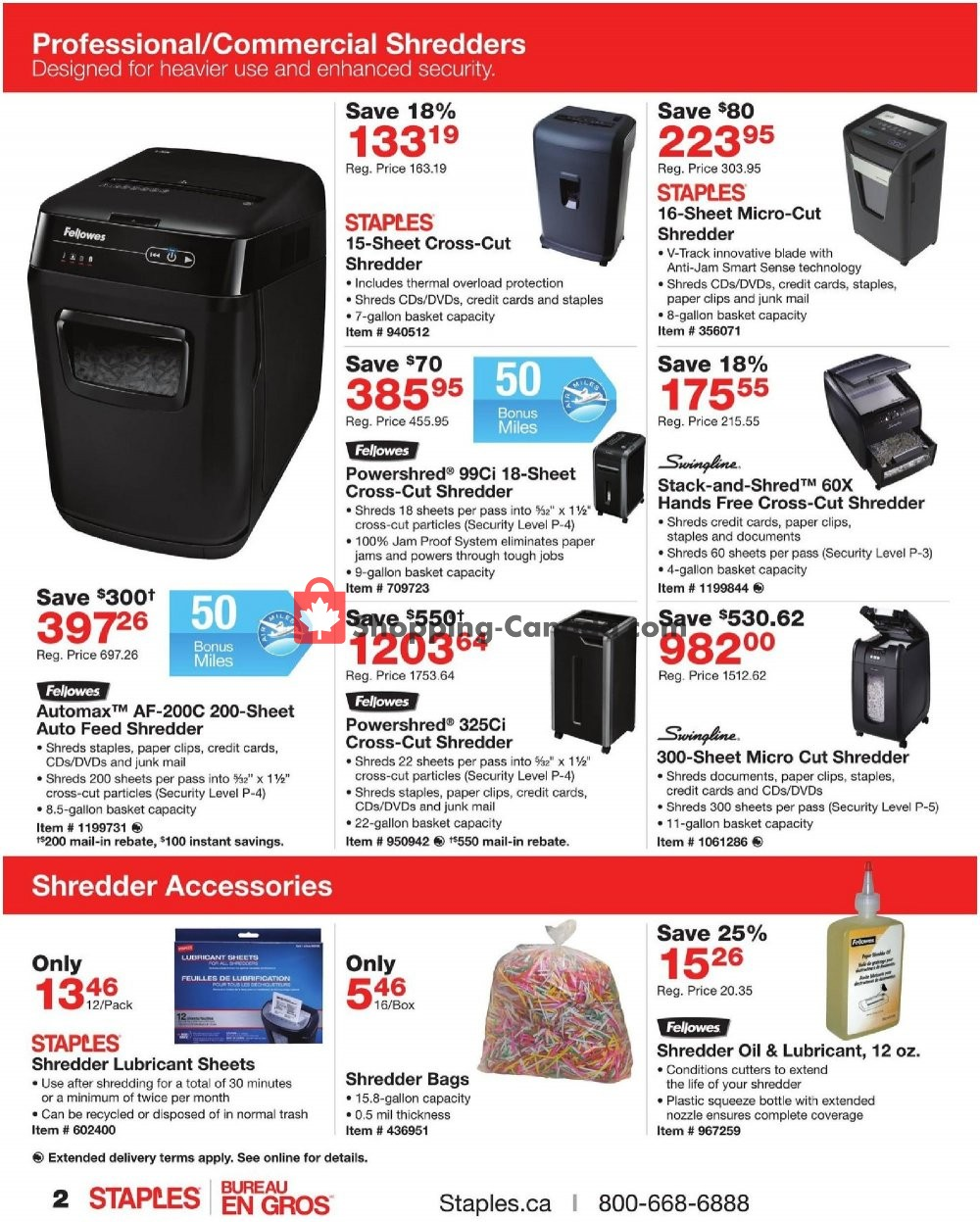 Flyer and weekly ads staples canada business from wednesday flyer staples canada from wednesday september 19 2018 to tuesday october 2 2018 reheart Images