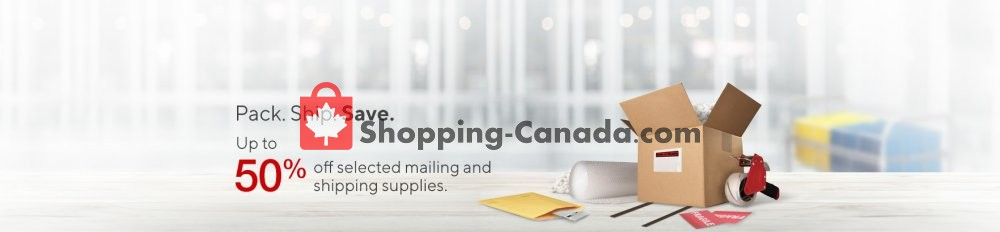 Flyer Staples Canada - from Wednesday February 20, 2019 to Tuesday February 26, 2019