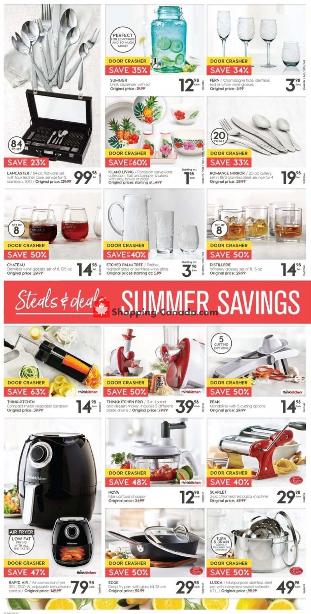 Flyer Stokes Canada - from Monday June 24, 2019 to Sunday July 21, 2019