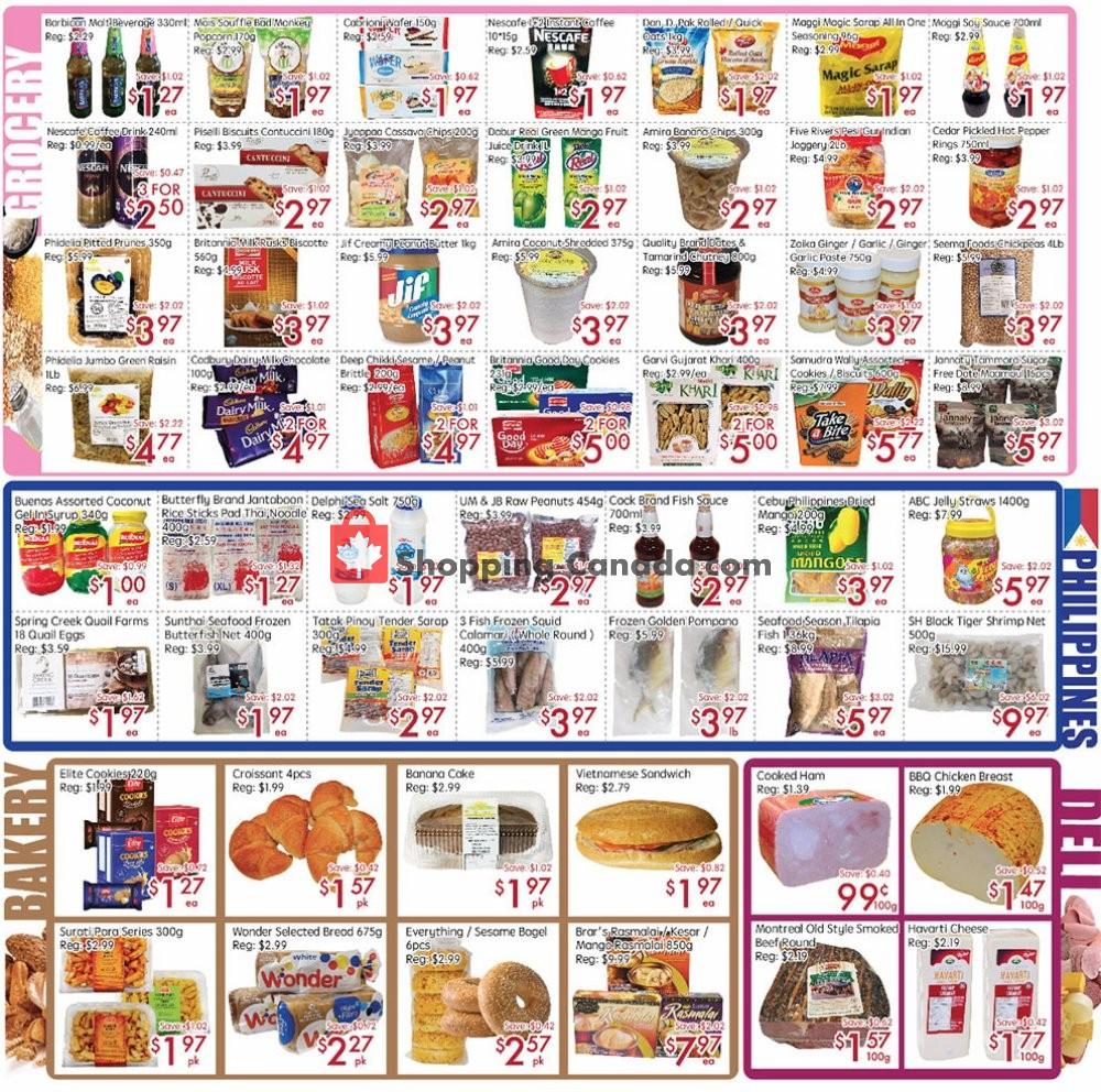 Flyer Sunny Foodmart Canada - from Friday September 6, 2019 to Thursday September 12, 2019