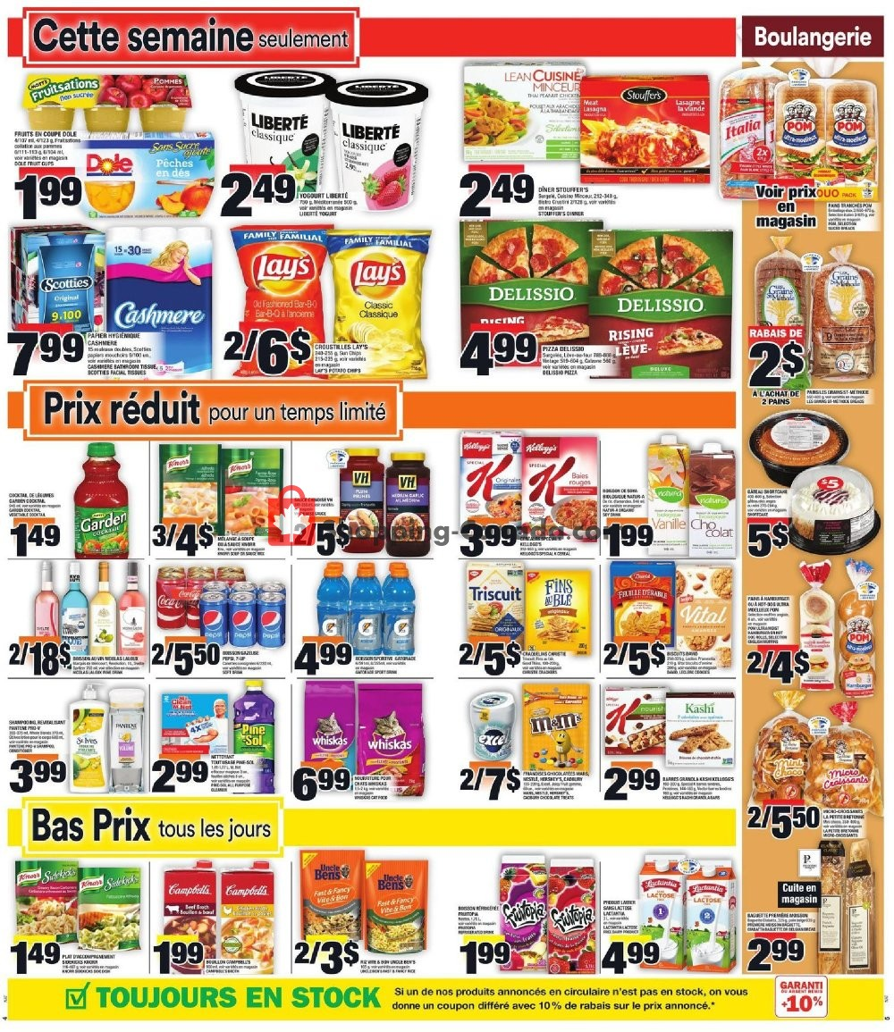 Flyer Super C Canada - from Thursday July 11, 2019 to Wednesday July 17, 2019