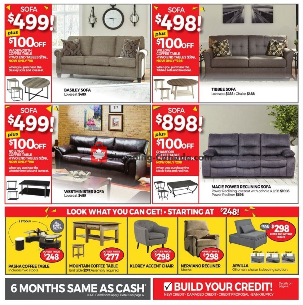 Flyer Tepperman's  Canada - from Friday January 10, 2020 to Thursday January 16, 2020