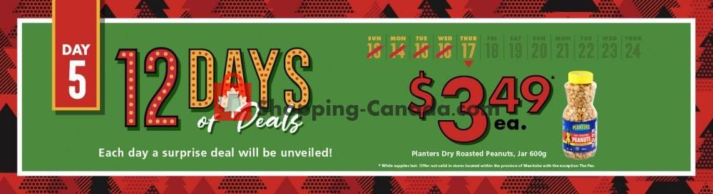 Flyer The Bargain! Shop Canada - from Thursday December 17, 2020 to Thursday December 17, 2020