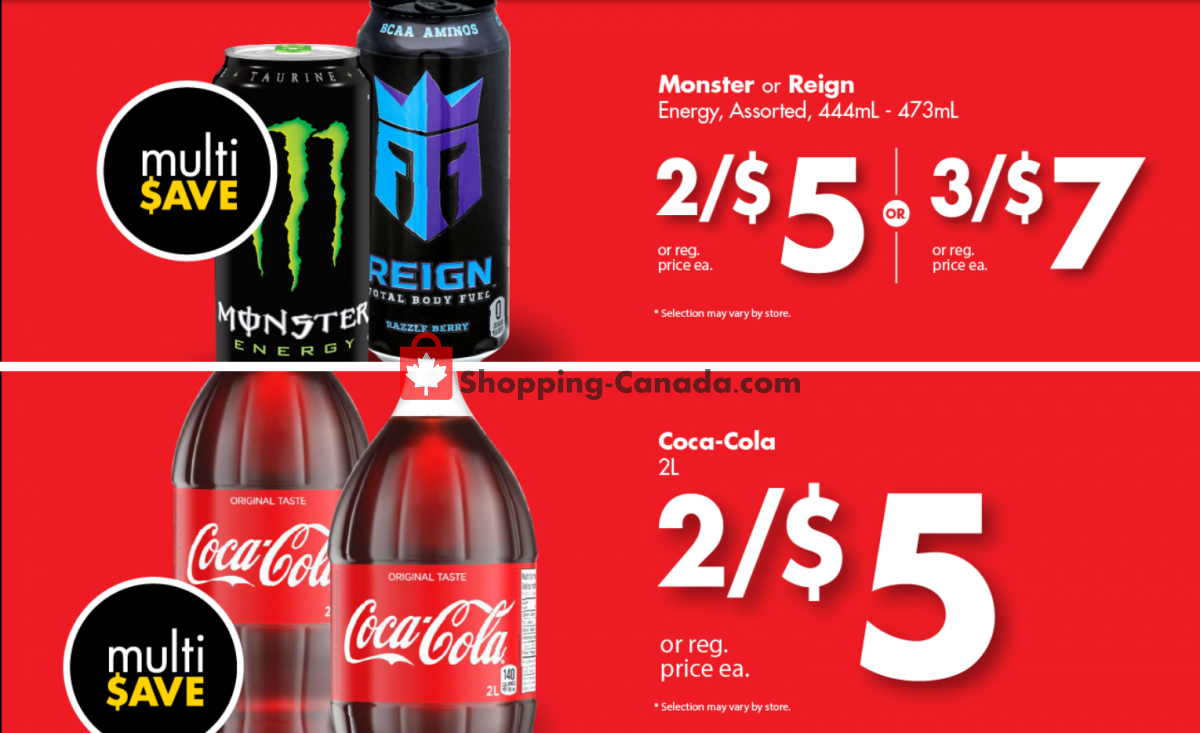 Flyer The Bargain! Shop Canada - from Friday July 16, 2021 to Thursday July 22, 2021
