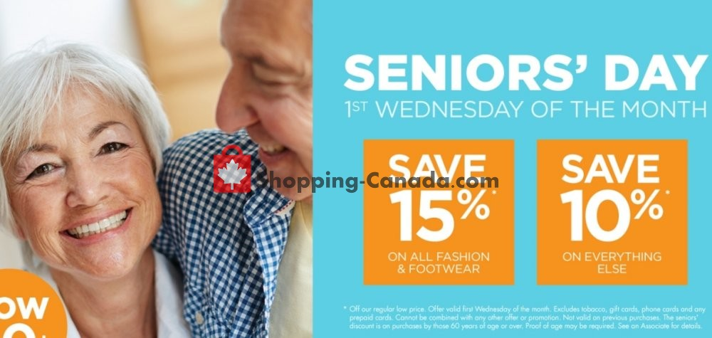 Flyer The Bargain! Shop Canada - from Sunday April 19, 2020 to Saturday May 23, 2020