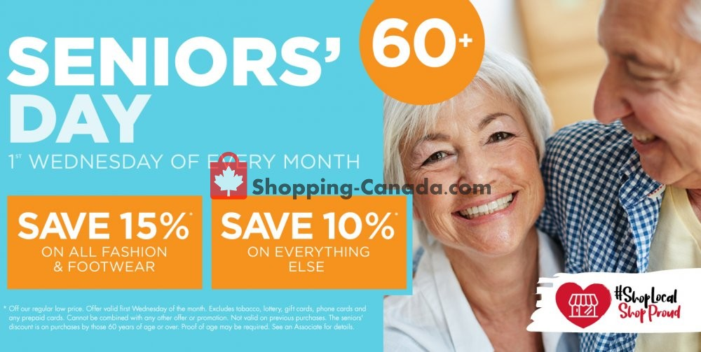 Flyer The Bargain! Shop Canada - from Tuesday August 4, 2020 to Monday September 7, 2020