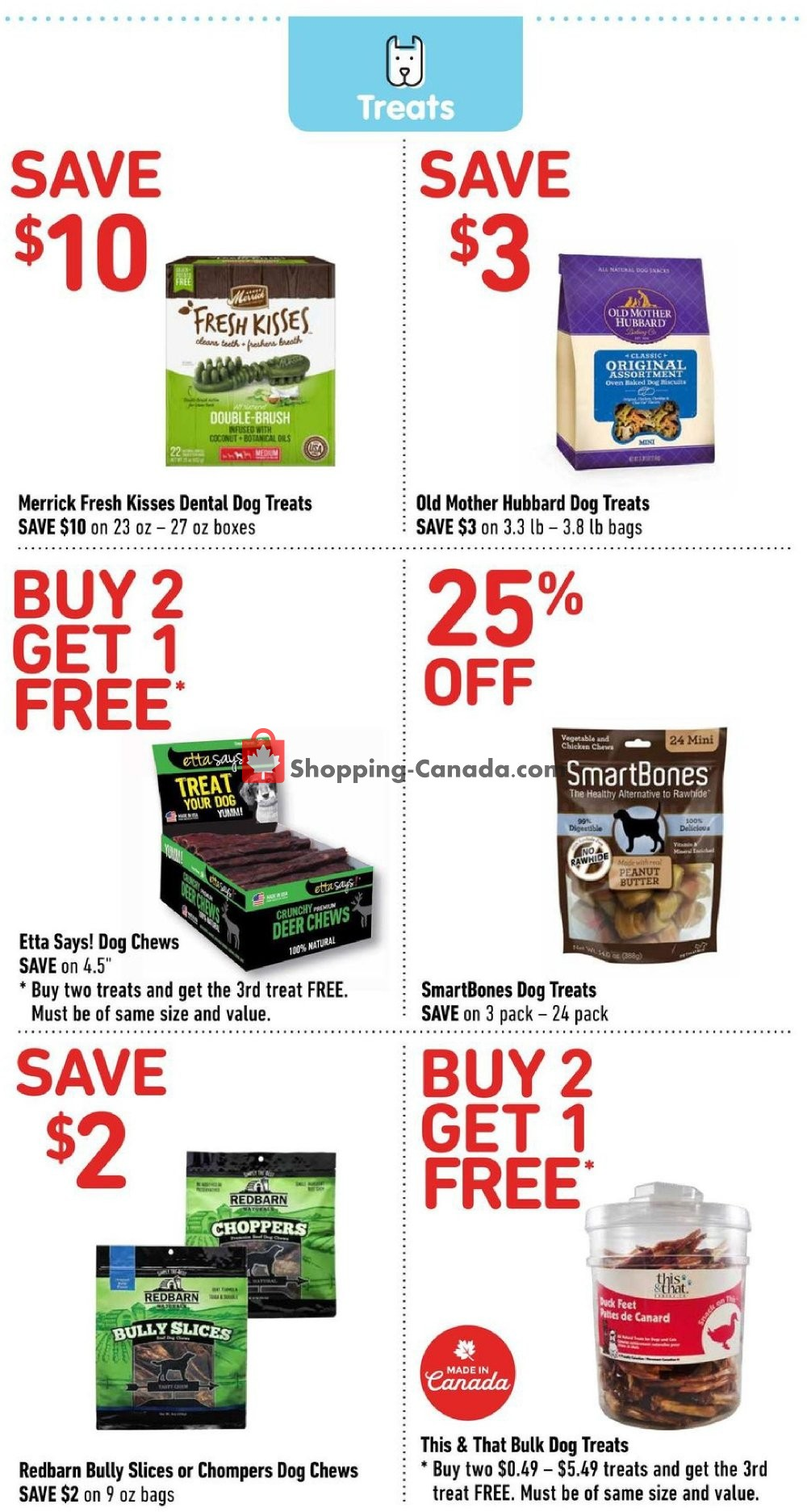 Flyer Tisol Pet Nutrition And Supply Stores Canada - from Thursday September 5, 2019 to Sunday September 15, 2019