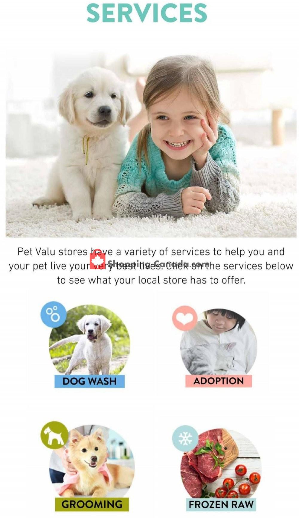 Flyer Total Pet Canada - from Thursday September 5, 2019 to Sunday September 15, 2019