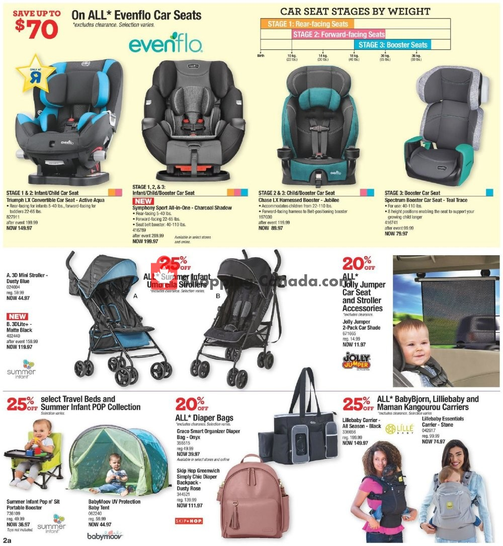 Flyer Toys R Us / Babies R Us Canada - from Friday May 24, 2019 to Thursday June 6, 2019