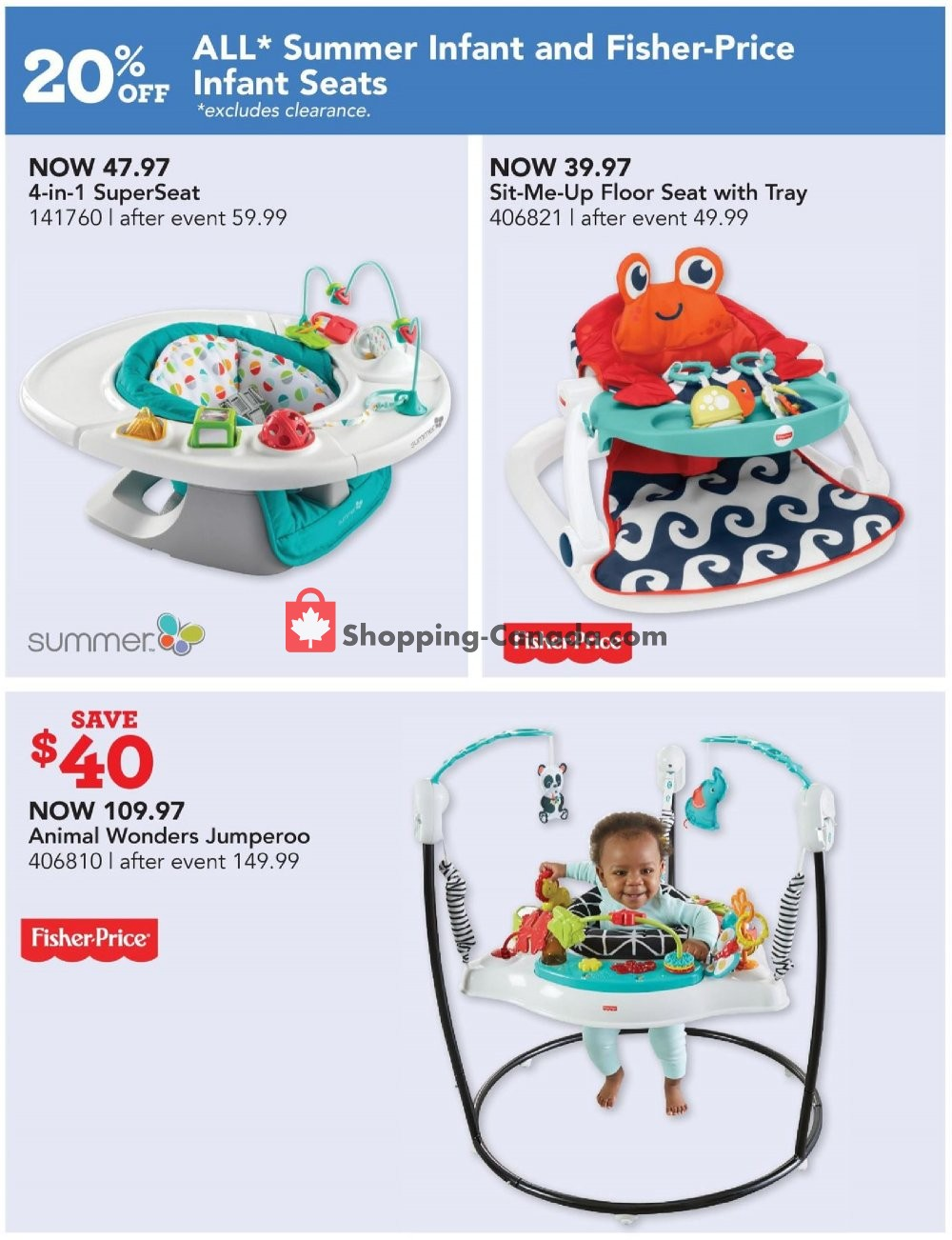 Flyer Toys R Us / Babies R Us Canada - from Thursday August 8, 2019 to Wednesday August 14, 2019