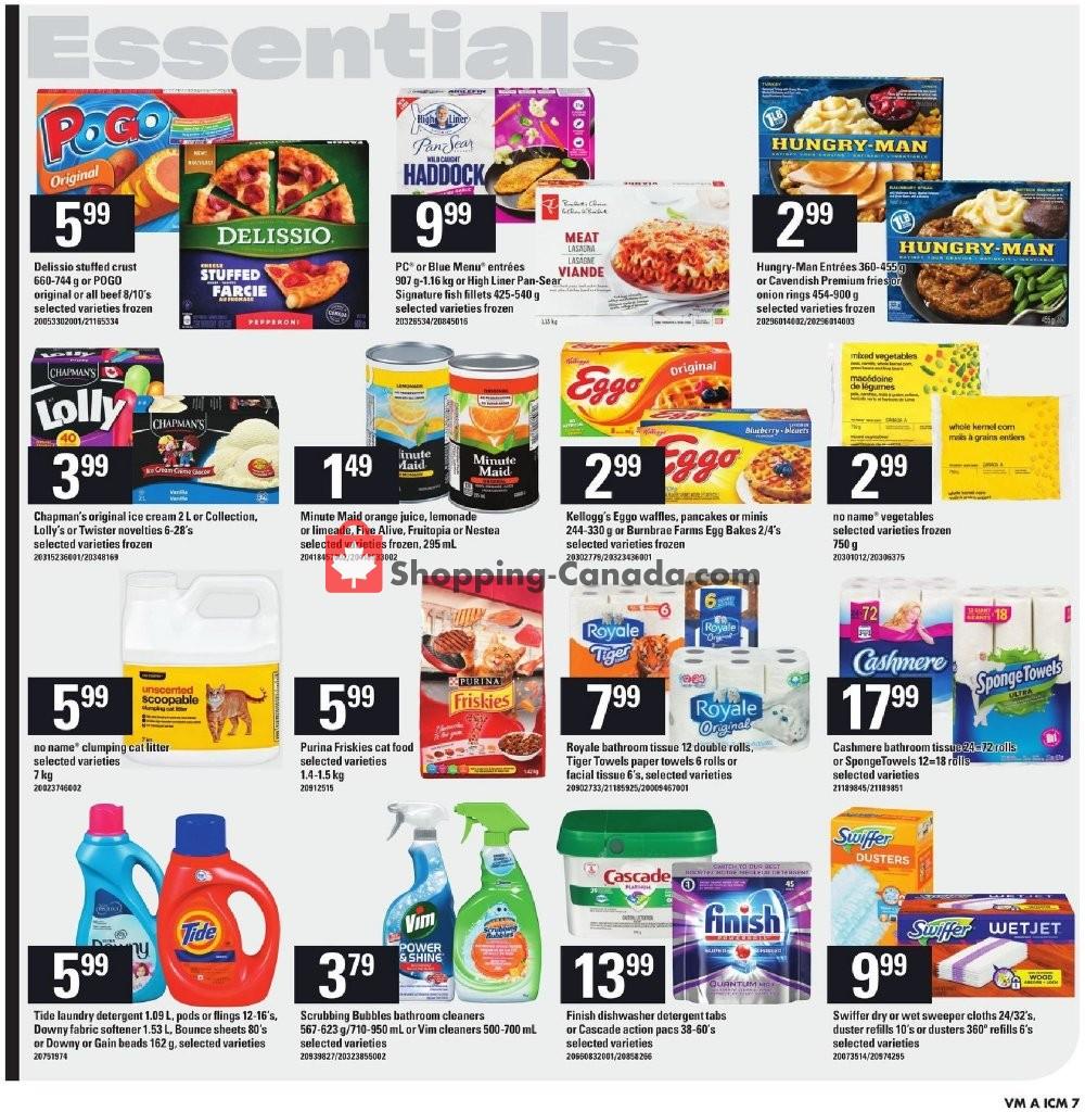Flyer Valu-Mart Canada - from Thursday January 16, 2020 to Wednesday January 22, 2020