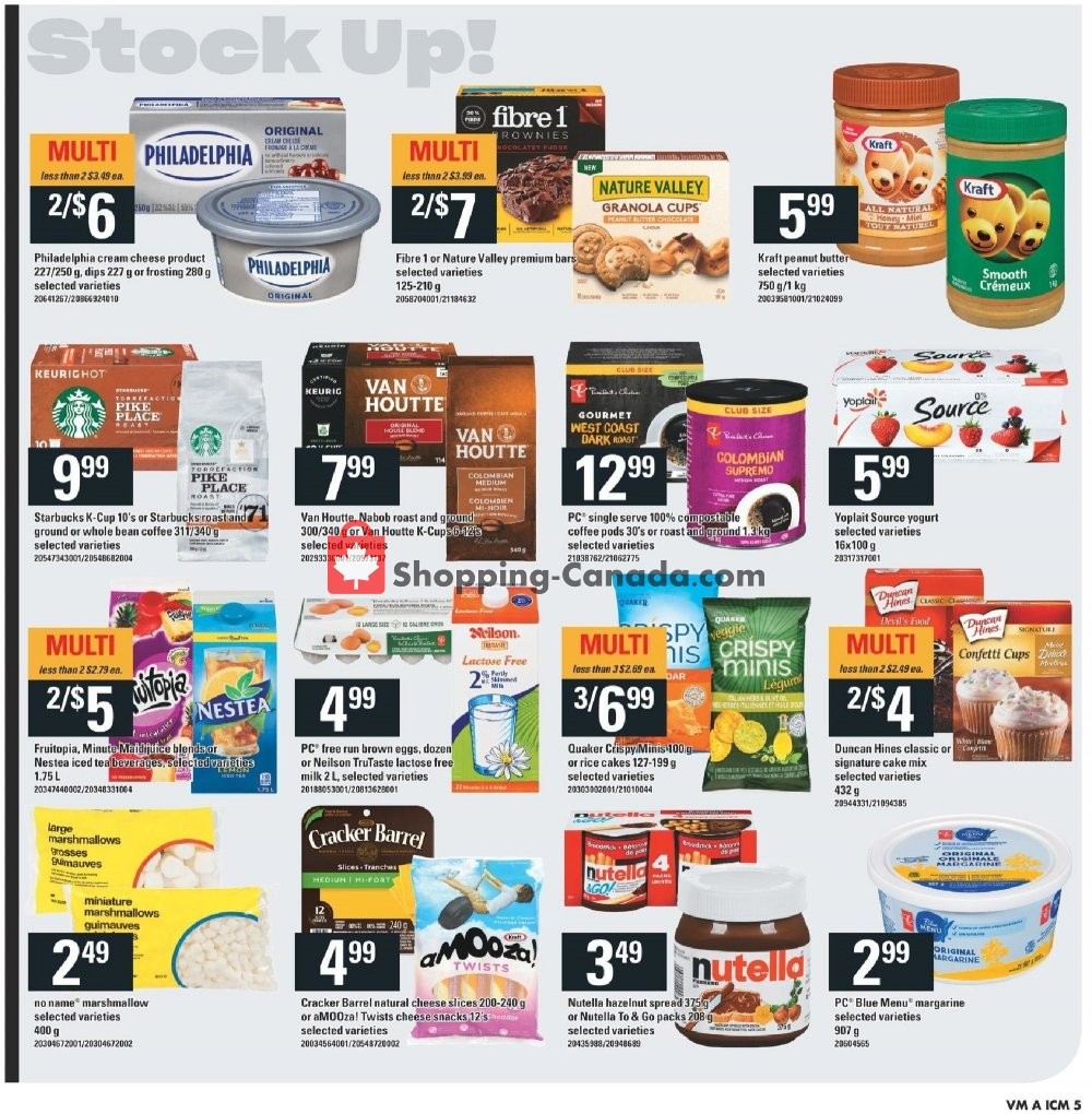 Flyer Valu-Mart Canada - from Thursday July 11, 2019 to Wednesday July 17, 2019