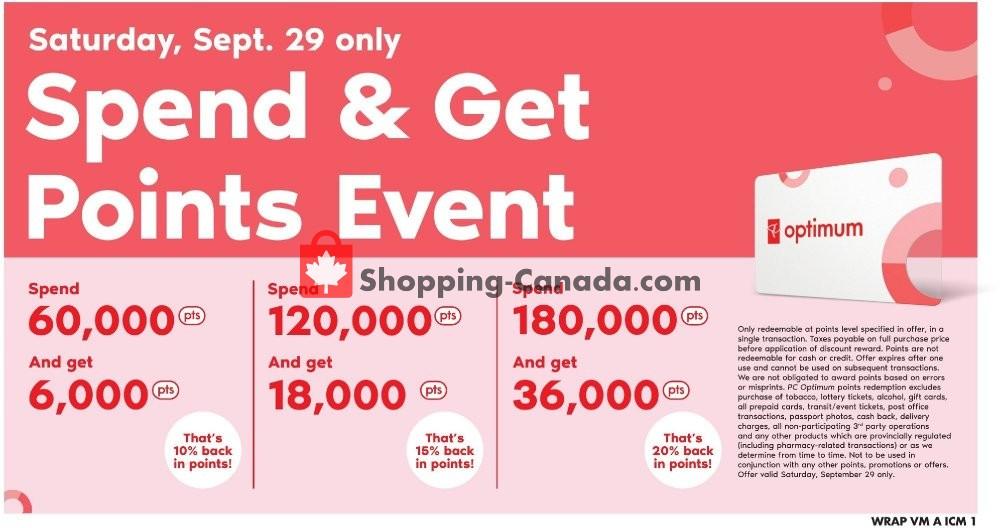 Flyer Valu Mart Canada - from Thursday September 27, 2018 to Wednesday October 3, 2018