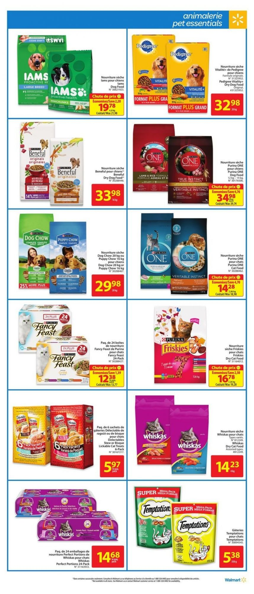 Flyer Walmart Canada - from Thursday May 3, 2018 to Wednesday May 9, 2018