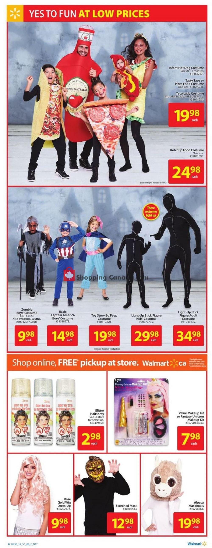 Flyer Walmart Canada - from Thursday October 10, 2019 to Wednesday October 16, 2019