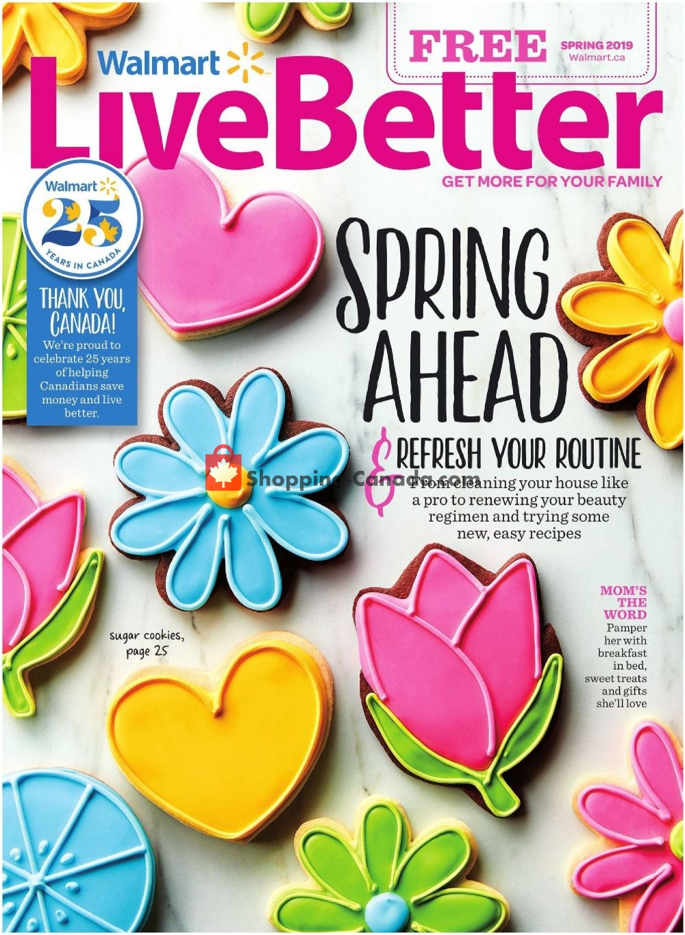 Flyer Walmart Canada - from Monday April 8, 2019 to Friday May 17, 2019