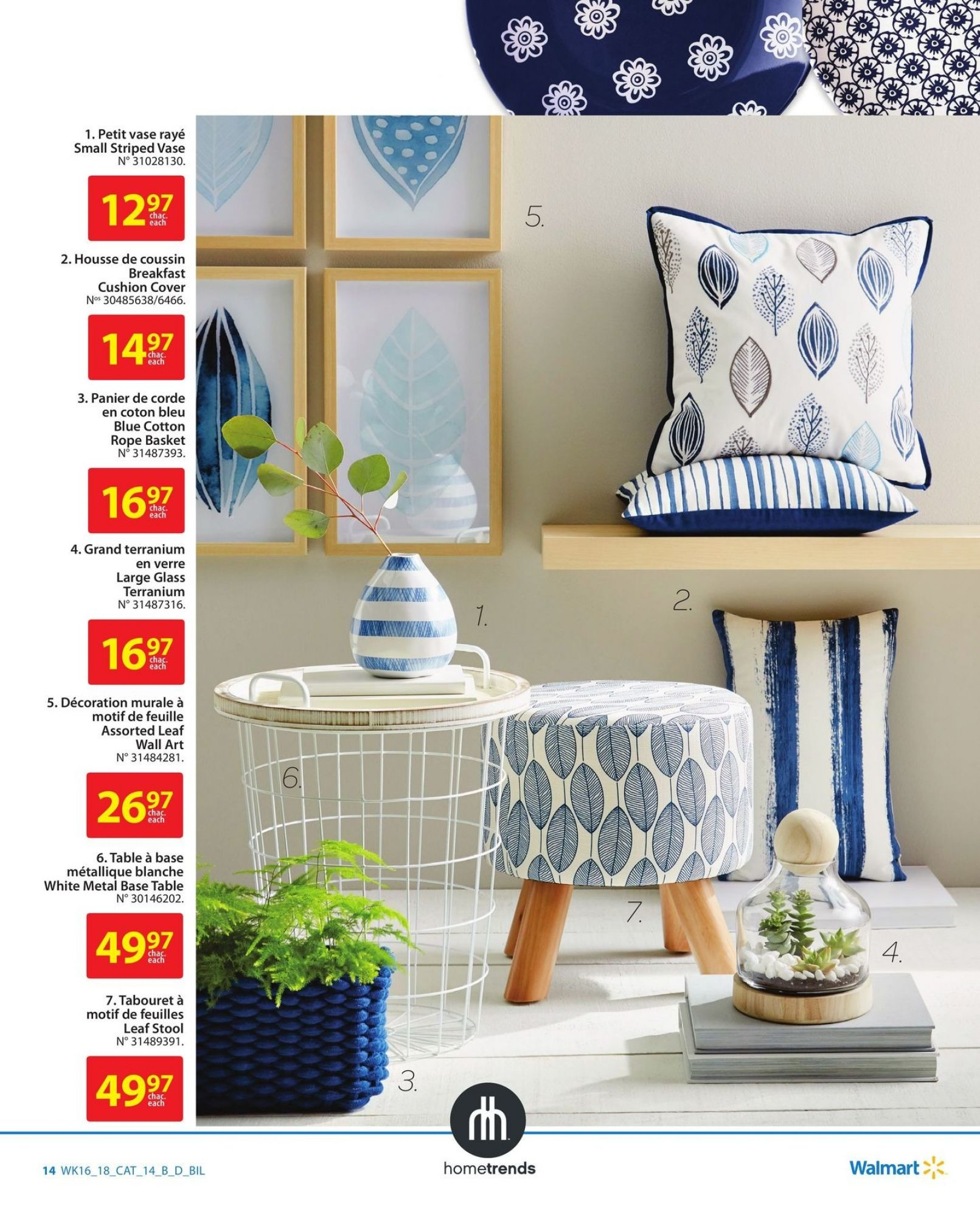 Flyer Walmart Canada - from Thursday May 10, 2018 to Wednesday May 23, 2018