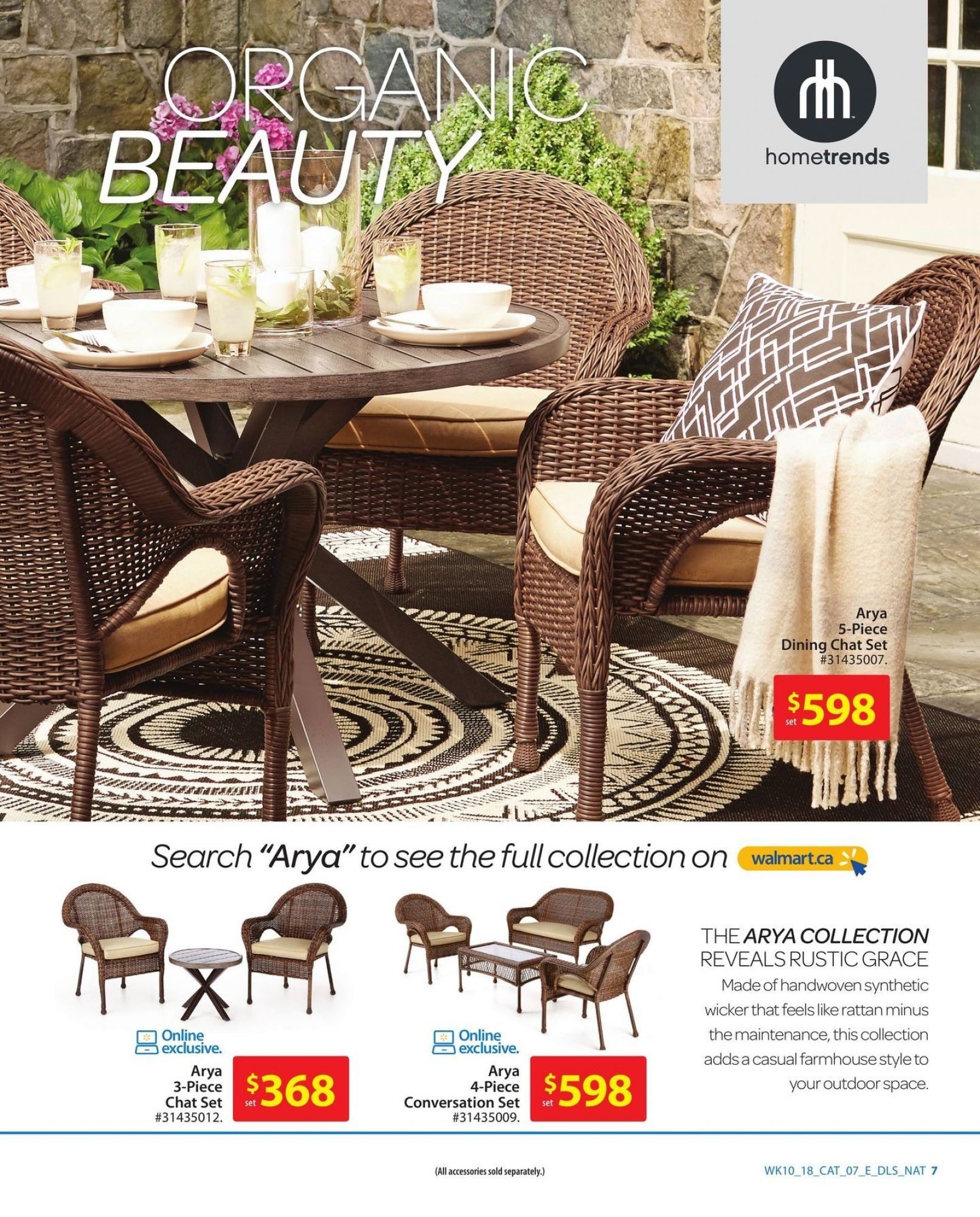 Flyer Walmart Canada - from Thursday April 19, 2018 to Wednesday June 20, 2018