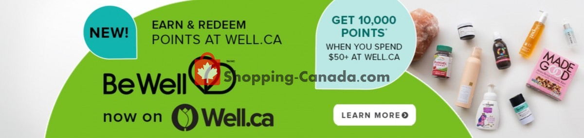 Flyer Well.ca Canada - from Monday April 5, 2021 to Sunday April 11, 2021