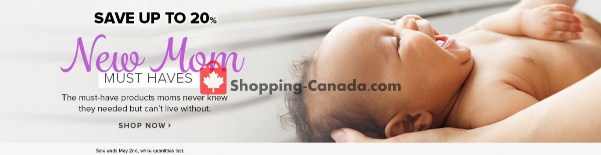 Flyer Well.ca Canada - from Monday April 26, 2021 to Sunday May 2, 2021