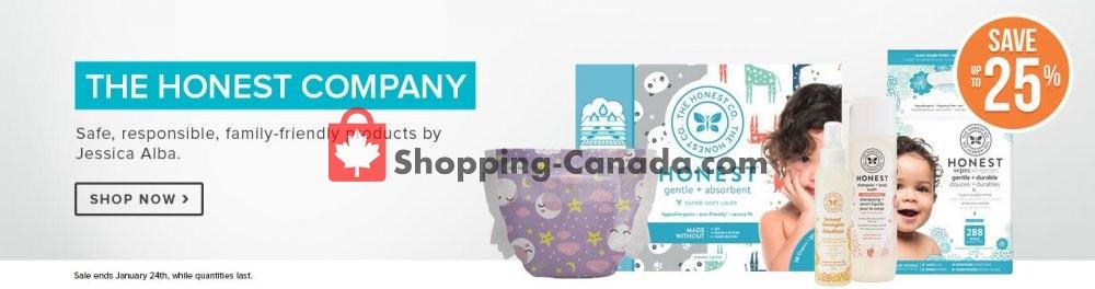 Flyer Well.ca Canada - from Monday January 18, 2021 to Sunday January 24, 2021
