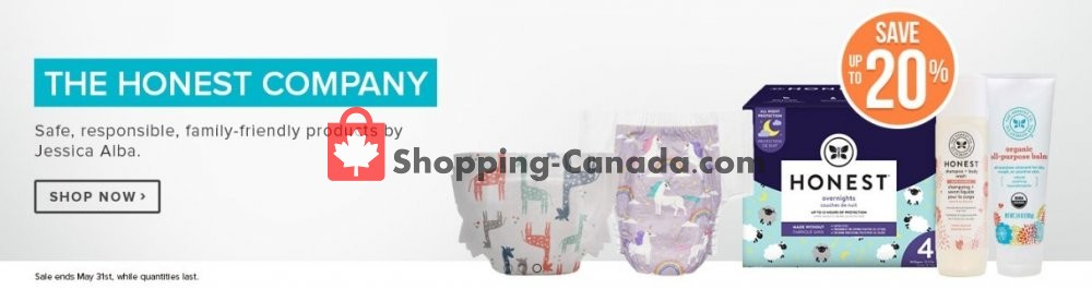 Flyer Well.ca Canada - from Monday May 25, 2020 to Sunday May 31, 2020