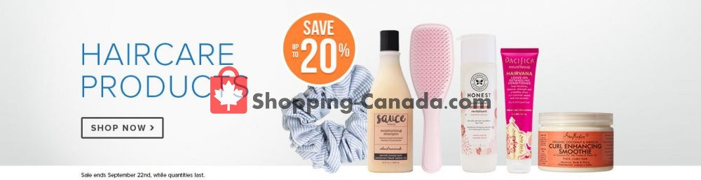 Flyer Well.ca Canada - from Monday September 16, 2019 to Sunday September 22, 2019