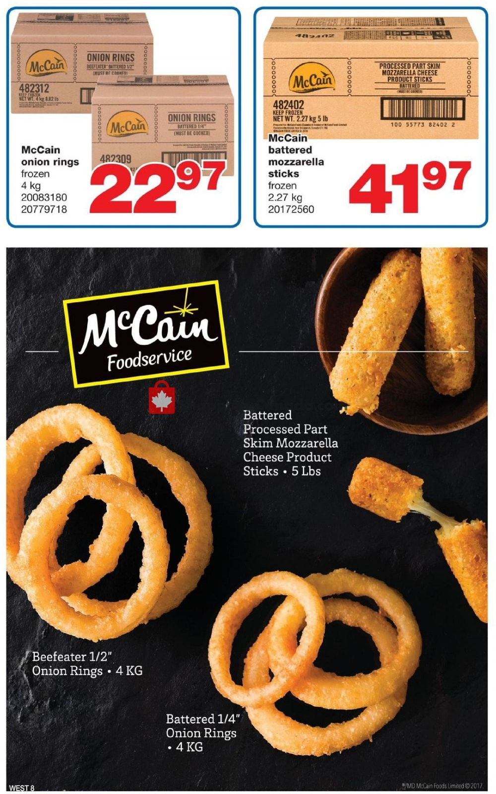 Flyer Wholesale Club Canada - from Thursday November 7, 2019 to Wednesday November 27, 2019