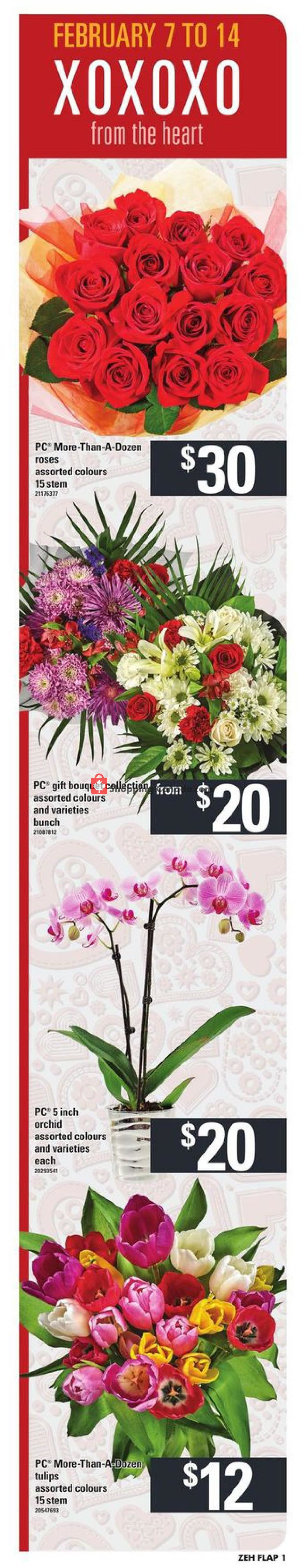 Zehrs Canada Flyer Special Offer February 7 February 13 2019 Shopping Canada
